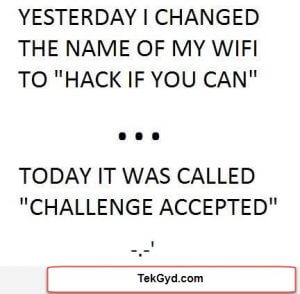 Best Funniest Wi-Fi Names Ever