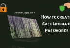 Create Safe Password for Liteblue.usps.Gov